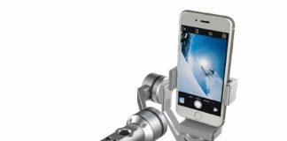 Smartphone Gimbal zum wackenfreien Filmen