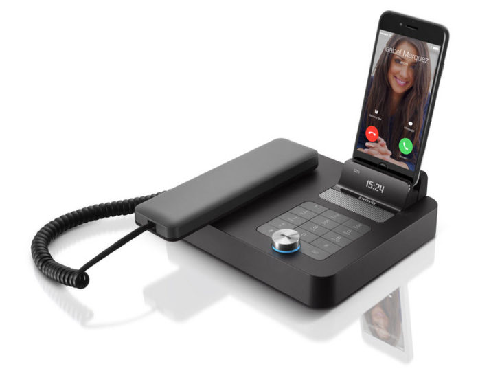 Bürotelefon Dockingstation - Smartphones