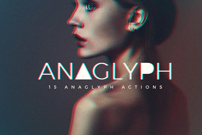 3D Foto Frau - Anaglyphen mit Photoshop erstellen