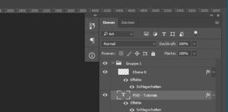 Dokumente duplizieren mit Photoshop