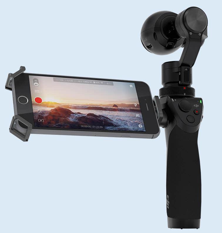 4k Smartphone Gimbal