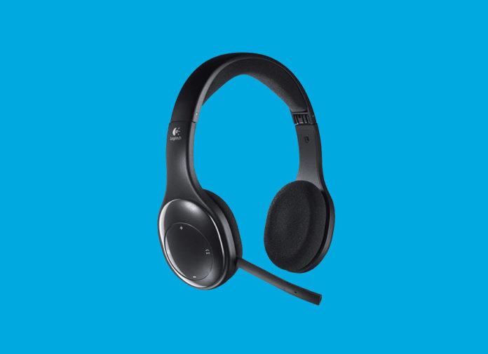 Schnurloses Headset von Logitec mit gutem Klang