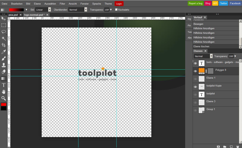 Kostenlose Photoshop Alternative für Anfänger   toolpilot.de