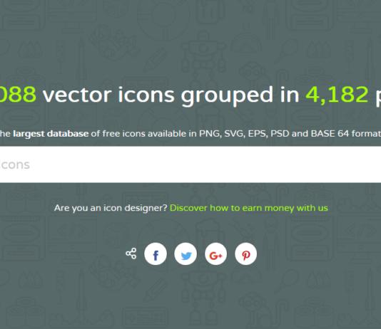 Große Iconsammlung kostenloser Icons im Vector oder PSD Format
