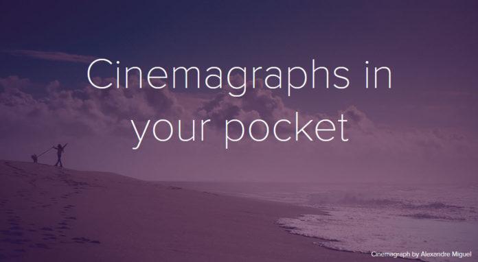Bewegte Fotos erstellen - Mac Tool