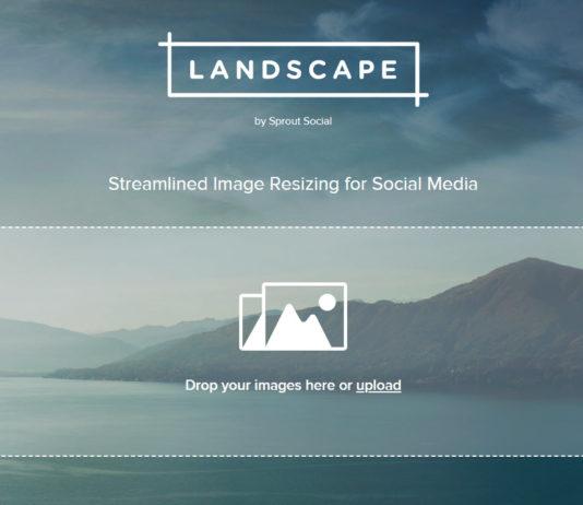 Bildgrößen von Social Media Netzwerken einfach anpassen